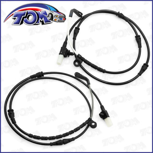 BRAND NEW FRONT AND REAR BRAKE PAD WEAR SENSORS FOR 06-12 RANGE ROVER SPORT