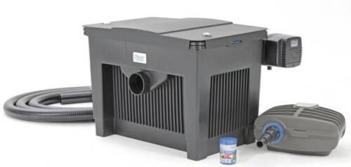 Aquamax-Pumpe Eco Classic Oase Biosmart Set 18000 Pass through Filter Uvc