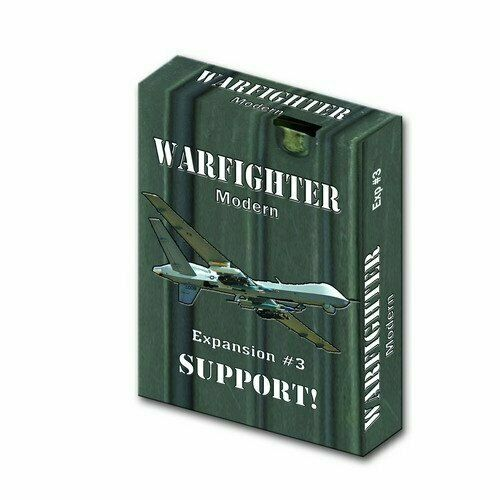 Warfighter Modern New Expansion #3 Support by DVG