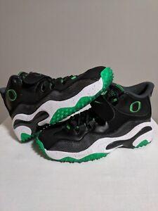 76fd7a407d Nike Air Zoom Turf Oregon Ducks Size 9.5 DS green black white 644104 ...