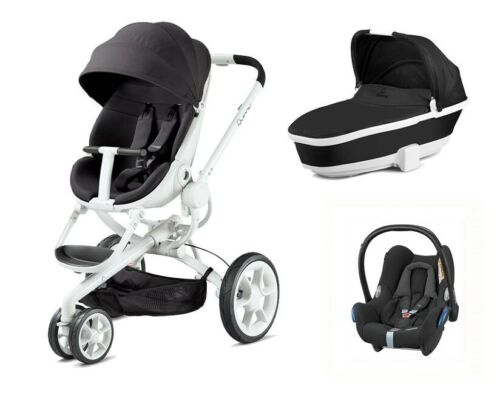 Foldable Left Side Quinny Moodd Adapter For Maxi Cosi Car Seat