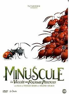 Minuscule-La-Vallee-des-Fourmis-Perdues-DVD-NEUF