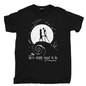 image is loading jack sally t shirt simply meant to be