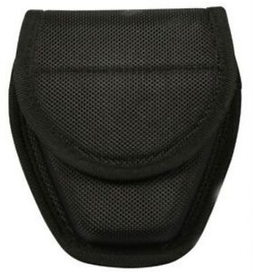 Handcuff case pouch tactical enhanced molded nylon black