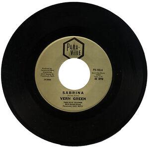VERN-GREEN-034-SABRINA-c-w-WHY-034-WEST-COAST-CROSSOVER-LISTEN