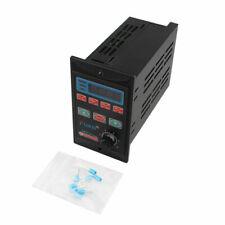 110v 220v 750w Single Phase3 Phase Variable Frequency Drive Converter Motor Vfd