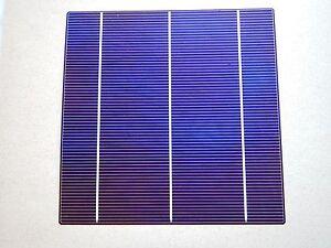 Single 6x6 solar cell .5 volt x 8 amp (4 watts) ea.  good deal