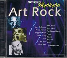 Stereoplay Highlights Artrock Various Audiophile CD RAR
