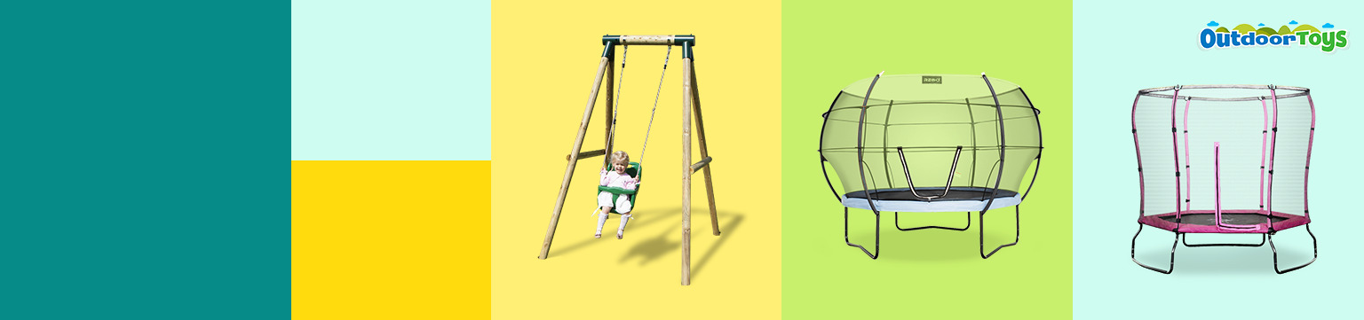 20% off Outdoor Toys
