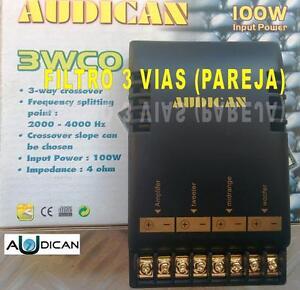 FILTROS-ALTAVOCES-DE-3-VIAS-AUDICAN-3-WCO-100w-PAREJA