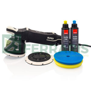 Details about Polisher Orbital Rupes Bigfoot LK900E Stn Set Polish Warranty  1 Year