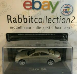 DIE-CAST-034-CLS-500-2004-034-MERCEDES-COLLECTION-1-43-46