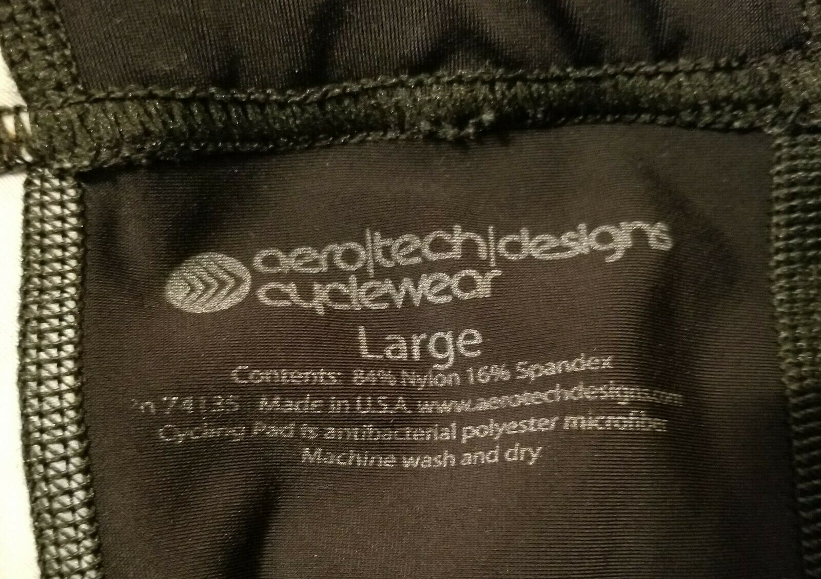 AeroTech Designs Cyclewear Womens Bike Shorts Cyc… - image 8
