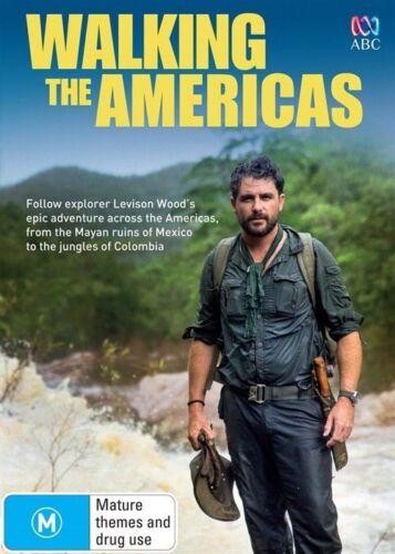 1 of 1 - Walking The Americas (DVD, 2017)