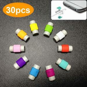 30PCS-Protector-Saver-Cover-for-Apple-iPhone-Lightning-Charger-Cable-USB-Cord-LG