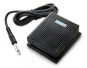 Details about HQRP Footswitch Sustain Pedal for Yamaha DGX-203 PSR-295  DGX-300 DGX-505