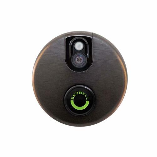 Wi-fi vidéo sonnette Version 2.0 Classic Vision Nocturne Angle Large Caméra bronze