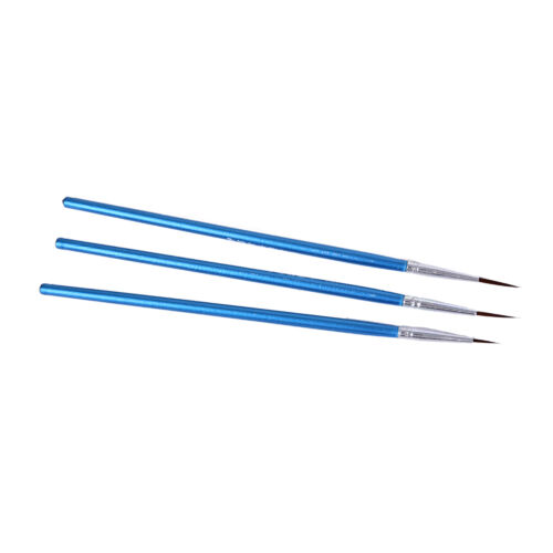 10Pcs//Set Fine Hand-painted Thin Hook Line Pen Drawing Art Pens Paint Brush vbuk