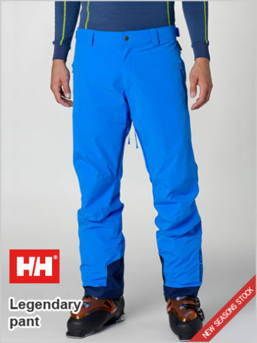 HELLY HANSEN Legendary 10K PrimaLoft Mens Stretch Ski Snowboarding Pants Sz XXL