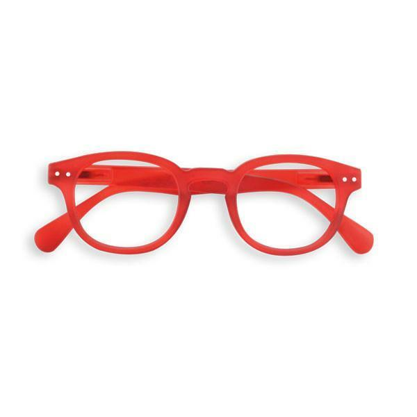 cc82604f03 Izipizi Let Me See Collection  c Reading Eye Glasses Frame Crystal Red 2  for sale online
