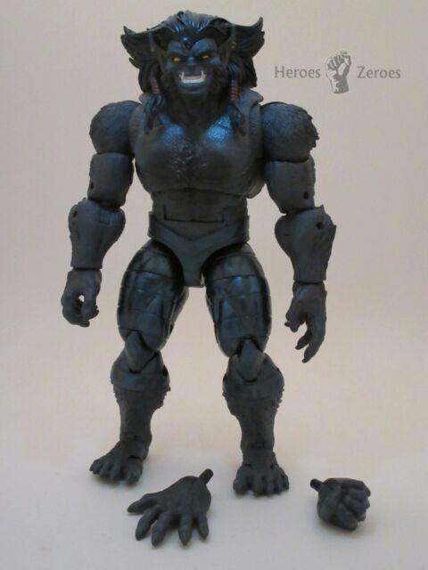 Marvel Legends Series Sugar Man BAF DARK BEAST Age of Apocalypse Action Figure