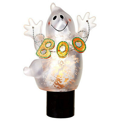 "Lights in the Night - Ghost ""BOO"" night light -  #MW-NL-H-106605"