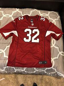 best sneakers 432b5 f465a Details about Tyrann Mathieu #32 Arizona Cardinals Nike On Field NFL Jersey  men's XL