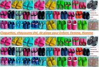 Claquette, Chaussure Crocs, Détente, Maison, Sortie, Plage -enfant, Femme, Homme