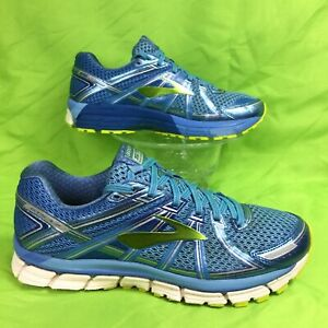 00bd49c636a Image is loading BROOKS-GTS-17-Adrenaline-Azure-Blue-Palace-Blue-