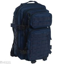 US ACU 3 Day Assault I  Pack Army Rucksack US Blau / Navy 30 Liter
