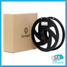 Zyltech 3d Printer Filament PLA 1.75 Mm 1 Kg/2.2 Lbs White