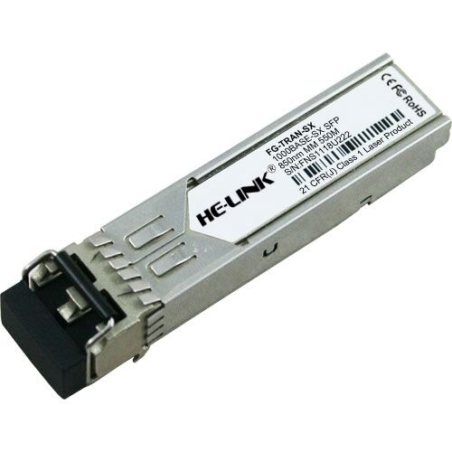 FG-TRAN-SX Fortinet 100/% Compatible 1000BASE-SX SFP Multimode, 850nm, 550m