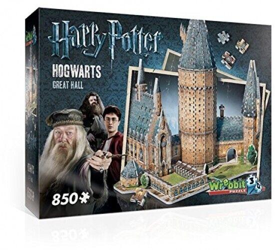 Hogwarts Great Hall 3D Puzzle Harry Potter difficile 850 Pièce Nouvelle | Les Produits Sont Vendus Sans Prescription Mode Et Forfaits Attractifs  | De Nouveaux Produits 2019  | Bonne Réputation Over The World  | Achats En Ligne