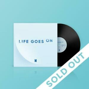BTS-Life-Goes-On-Limited-Edition-7-034-Vinyl-Record-FAST-SAME-DAY-SHIPPING