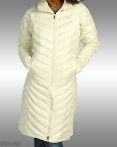 Details about NEW THE NORTH FACE GRAMERCY DOWN PARKA Vintage White Women s  L-XL TNF Jacket ca37bb1e4