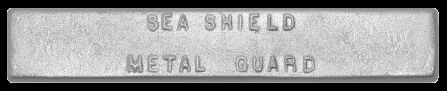 """Zinc Plate Anodes 1//2/""""x 1/""""x 6/"""" ZPN-1"""