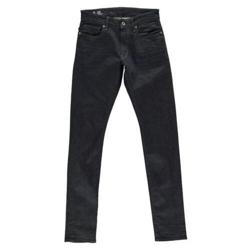 L34 Slim Jeans Raw Trousers 3d Mens W36 Bnwt star Super 3301 G Dark xqPwZT8f