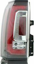 2015 Gmc Yukon Denali Xl Rear Tail Light Lamp Assembly Lh Lr Left Driver Side