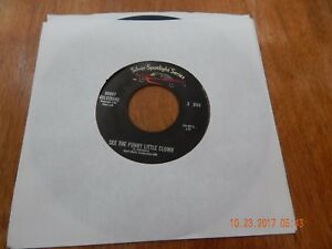 Bobby-Goldsboro-See-The-Funny-Little-Clown-Little-Things-45-Rpm