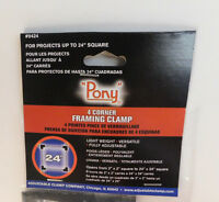 Pony 9424 Corner Framing Clamp 24