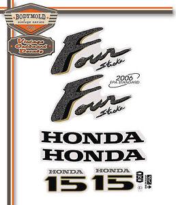 HONDA-15hp-4-Stroke-decals-stickers