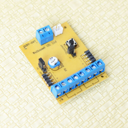 Details about  /1 x OO HO scale railroad crossing signal 4 LEDs circuit board flasher #2GR4X
