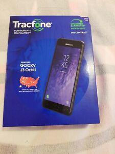 New-Tracfone-Prepaid-Samsung-Galaxy-J3-Orbit-4G-LTE-5-HD-Quad-Core-8MP