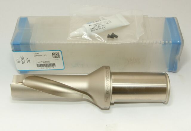 U DRILL INDEXABLE COOLANT THROUGH DIA  26MM L//D = 3 FOR INSERT SPMG07