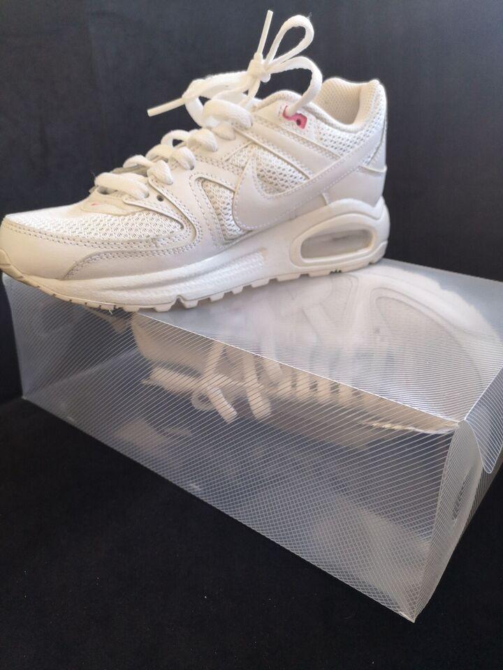 Sneakers, str. 37,5, Nike Airmax, Hvid, Næsten