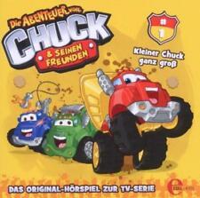 Die Abenteuer von Chuck und seinen Freunden - Das Original-Hörspiel zur TV-Serie