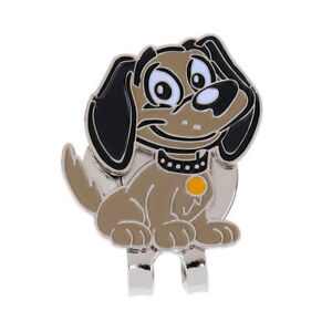 New-Funny-Dog-Golf-Ball-Marker-With-Magnetic-Hat-Clip-Golf-Gifts