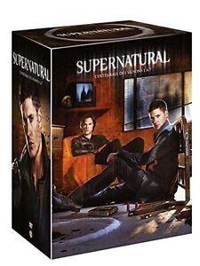 COFFRET DVD SERIE FANTASTIQUE : SUPERNATURAL SAISON 1 A 7 - FRERES CONTRE DEMONS
