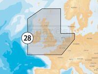 Navionics Gold XL9 28XG: UK-IRELAND & HOLLAND - Compact Flash Format