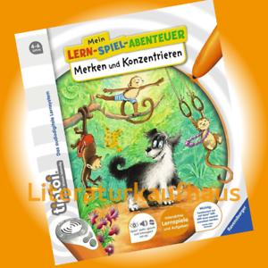 RAVENSBURGER tiptoi® Merken und Konzentrieren +++ Susanne Kopp +++ Hund Freddy
